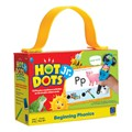 Hot Dots Jr. Card Set - 72 Phonics Activities